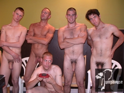 5 naked frat brothers