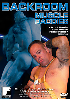 Backroom Muscle Daddies