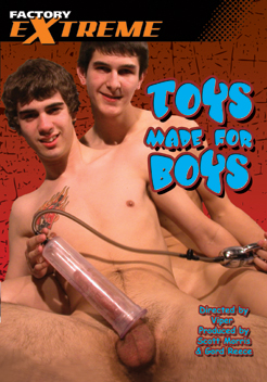 Toys Made For Boys
