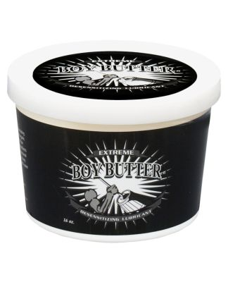 Boy Butter Extreme Desensitizing 16oz