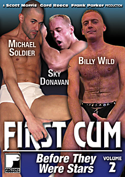 First Cum Before They Were Stars, Vol. 2