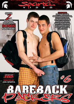 Bareback Packers #6