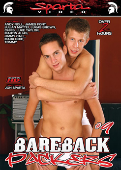 Bareback Packers #9