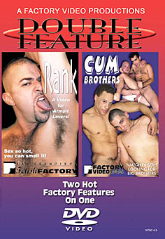 Rank & Cum Brothers - Double Feature