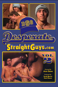 Desperate Straight Guys Vol. 2