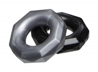 HexNut Silicone Cock Ring